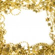 Royalty-Free Stock Photo: Golden frame