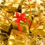 Christmas gifts — Stock Photo #1084049