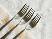 Utensílios de mesa — Fotografia Stock
