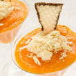 Royalty-Free Stock Photo: Pumpkin dessert
