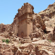 Ruins of Petra — Stock Photo #1051999