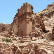 Stock Photo: Ruins of Petra