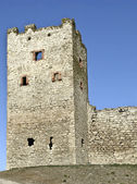 Tower of Genoese fortress — Stock Photo