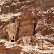Stock Photo: Ancient ruins of Petra