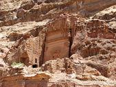 佩特拉古代遗址 — 图库照片
