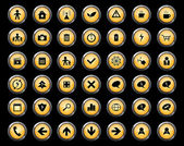 Web icon set. — Stock Vector