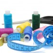 Sewing Accessories Set — Stock Photo #1137372