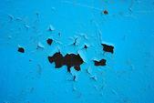 Väggfärg skadad — Stockfoto