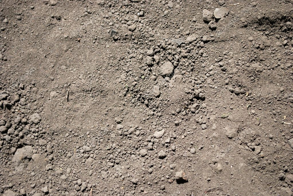 Dry Gray Soil Drougt Texture — Stock Photo #1467155