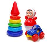 Brinquedos para crianças — Fotografia Stock