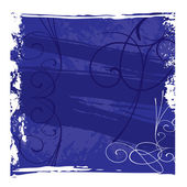 Purple grunge vector background — Stock Vector