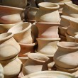 Clay pots - Stock Photo