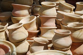 Clay pots — Stock Photo