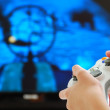 Video game — Stock Photo