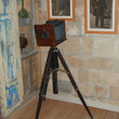 Old photostudio - Stock fotografie