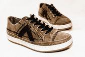 Pohodlné boty — Stock fotografie