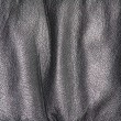 Royalty-Free Stock Photo: Black leather texture