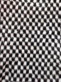 Woollen checkered texture — Stock Photo