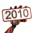 new year 2010 — Stock Photo