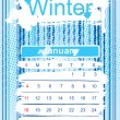 Winter season — Foto de Stock
