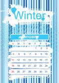 Wintersaison — Stockfoto