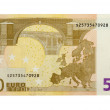 Stock Photo: Fifty euro