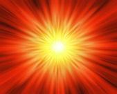 Sun blast — Stock Photo