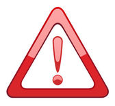 Attention sign — Stock Vector