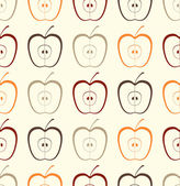 Apple background — Stock Photo