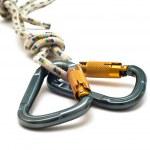 Climbing equipment — Stock Photo
