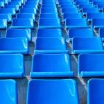 Stadium seats — Stock Photo #1399024
