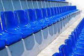 競技場の座席 — ストック写真