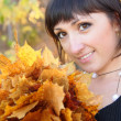 Autumn smile — Stock Photo #1029239