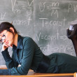 Beautiful student — Stock Photo #1039920