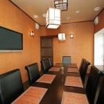 New Japanese restaurant — Stock Photo