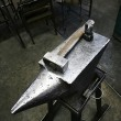 Hammer and anvil — Stock Photo #1044707