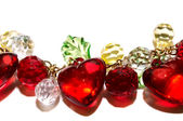 Fragment jeweller ornament — Stock Photo