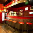 moderne bar — Stockfoto