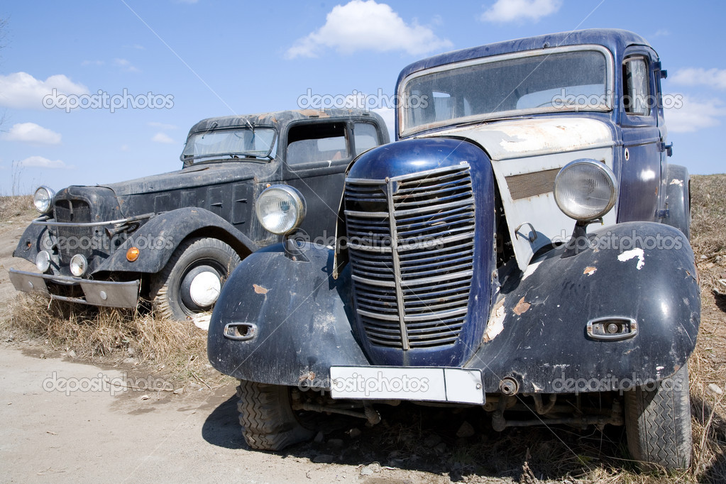 Old car  Stock Photo #1045439