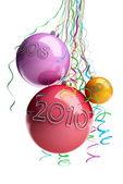 νέο έτος 2010 — Φωτογραφία Αρχείου