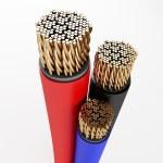 Wire copper — Stock Photo