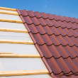 Roof — Stock Photo