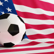 Royalty-Free Stock Photo: Football usa