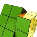 Cube — Stock Photo #1358783