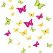 Butterfly swarm — Stock Vector #1354040