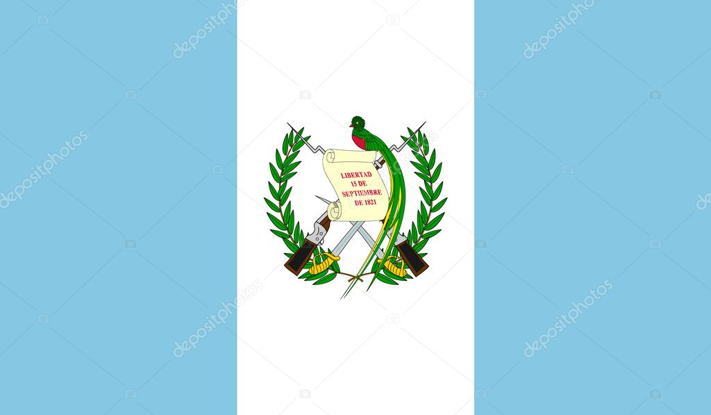 Images and Places, Pictures and Info: guatemala flag coloring page