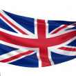 United Kingdom National Flag — Foto de stock #1736318
