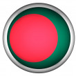 National Flag of Bangladesh — Stock Photo