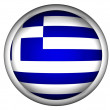 National Flag of Greece — Stock Photo