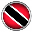National Flag of Trinidad and Tobago — Stock Photo